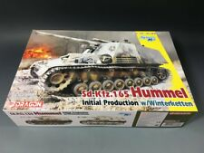 DRAGON 6876 1/35 Sd.Kfz.165 Hummel Initial Production w/Winterketten