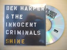 BEN HARPER & THE INNOCENT CRIMINALS : SHINE (instrumental) [ CD SINGLE ]