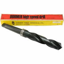 "1 3/32"" HSS Taper Shank Drill Dormer (Boxed)"