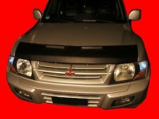 Mitsubishi Pajero Shogun 1999-2006 CUSTOM CAR HOOD BRA NOSE FRONT END MASK