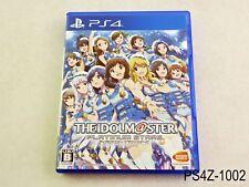 The Idolmaster Platinum Stars Playstation 4 Japanese Import PS4 US Seller A