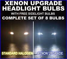 XENON ALTO BASSO NEBBIA LAMPADINA KIT RENAULT CLIO 04-06 h7hb3h1