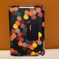 New FOSSIL Key-per IPad Mini Tablet Case Sleeve Polka Dot Colorful 2 3 4