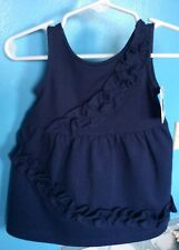 NWT Janie And Jack Blue Midsummer Blush Line Size 3-6 Months