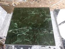 Restposten Bodenfliesen Naturstein Fliesen Marmor Grün Guatemala Verde 60x60 cm