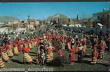 Mexico Postcard - Matachines Dancers, Chihuahua, Chih     7942