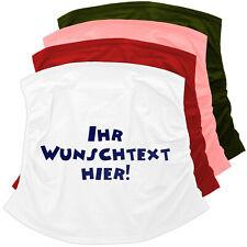 Umstands BAUCHBAND Bauchbinde mit Text Schwangerschaft