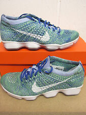 nike womens flyknit zoom agility running trainers 698616 403 sneakers shoes