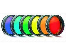 Baader Eyepiece filter set 1.25inch 6 colors PCG Multi-coating 2458300, London