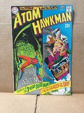 The Atom Hawkman #41