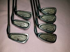 King Cobra Golf Gravity Back Womens irons 4-pw (7 clubs) Graphite Shaft FREE S&H