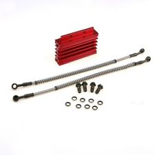 CNC Cooling Radiator Oil Cooler For 125cc 140cc YX Lifan Zongshen Pit Dirt Bike