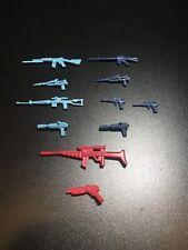 GI Joe ARAH Weapons Mixed Lot