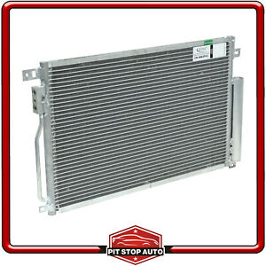 New A/C Condenser for Sonic