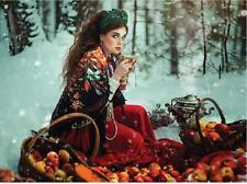 CEACO FAIRY TALES PUZZLE FOREST FRUITS MARGARITA KAREVA 1000 PCS #3376-2