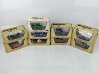 Matchbox Models Of Yesteryear Bundle Joblot x 9 Boxed Diecast - Free P&P