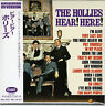 HOLLIES-HEAR! HERE!-JAPAN MINI LP CD BONUS TRACK C94