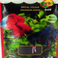SAKURA For Betta Fish Food Fighting Fish Floating Pellet Special Color 20g.