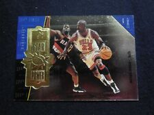 1998 upper deck spx finite radiance michael jordan card 100 star power 1051/2700
