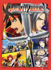 Samurai Warriors: The Complete Series (DVD 2-Disc Set) - Anime series