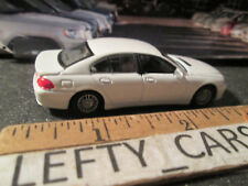 2003 BMW 745i White 4Door Sedan Car SCALE 1:72 - NEAR MINT CONDITION