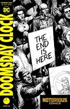 Doomsday Clock #1 2nd Print Variant DC Comics 12/27