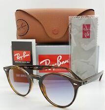 c7e8a86dd NEW Rayban Sunglasses RB2180 710/X0 51mm Blue Gradient Mirror GENUINE 2180  round
