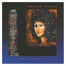 Grace Slick Manhole CD NEW SEALED 2011 Jefferson Airplane/Starship