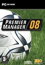 Premier Manager 08 ( Fussball Manager ) PC NEU OVP