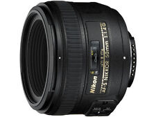 Nikon AF-S NIKKOR 50mm f/1.4G Lens NEW from Japan!