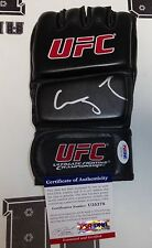 Cung Le Signed UFC Glove PSA/DNA COA Autograph 148 139 Fuel Strikeforce MMA Auto