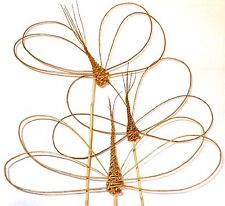 Make 3 Willow Garden Dragonflies: a basketry kit for complete beginners..