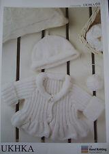Baby lavoro a maglia motivo DK-UKHKA 69