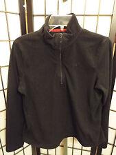 Women's Gap Black Long Sleeve Lightweight Pullover Jacket M Medium B1