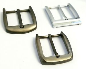 ZINC DIE CAST Replacement BUCKLE suitable for belts 35mm and 40m width