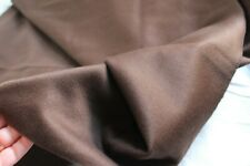 More details for *reserved* pure vicuna bolt 1.45cms x 3m 450gsm heavy coat/suit fabric brown