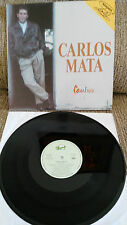 "CARLOS MATA CAUTIVO SERIE CRISTAL LP VINYL 12"" 1990 SPANISH FIRST PRESS VG+/VG+"