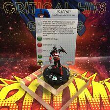 Marvel Heroclix U.S. AGENT 037 Nick Fury: Agent of Shield NM RARE!