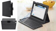 BELKIN YourType Folio F5L114BMC00 Black Bluetooth Keyboard For Apple iPad 2/3/4.
