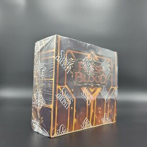 Flesh And Blood Crucible Of War 1st Edition Sealed Booster Box (Alpha)