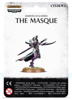 The Masque Daemons of Slaanesh Chaos Warhammer Age Sigmar 40K