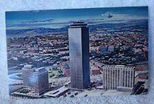 Postcard 1963 Boston Prudential Tower Plastichrome #P66099 Artist Rendition FINE