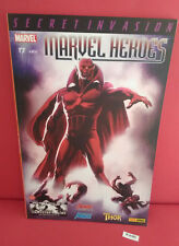 MARVEL - MARVEL HEROES N°17 - PANINI COMICS 2009 - VF - EDITION COLLECTOR - 4161