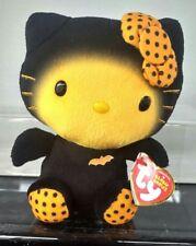 Ty Beanies Babies Hello Kitty/ Halloween Kitty Brand New H202
