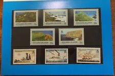 1981 Pitcairn Islands philatokyo 81 presentation pack MUH