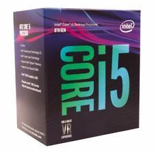 Intel CPU BX80684I58400 Ci5-8400 Boxed 9M Cache 2.80GHz S1151 6C/6T Retail Box