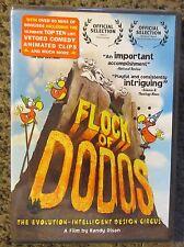 """FLOCK OF DODOS-THE EVOLUTION-INTELLIGENT DESIGN CIRCUS-"" 2007 STILL SEALED OOP"
