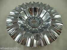 Bazo Wheels Chrome Custom Wheel Center Caps # BAZO-34 SUV (1 CAP)