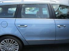 Tür hinten rechts VW Passat 3C Variant ARTICBLUESILVER LB5M