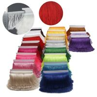 Chainette Tassel Fringe Dance Costume Curtain Lamp Lace Trim DIY 10 yards x 9cm
